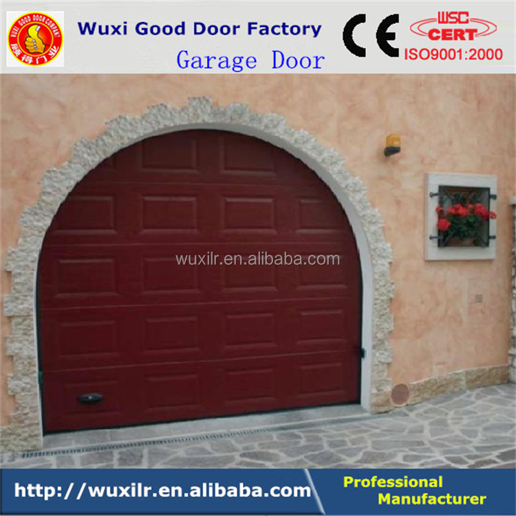 Cream Color Sectional Garage Door, Cream Color Sectional Garage Door  Suppliers And Manufacturers At Alibaba.com