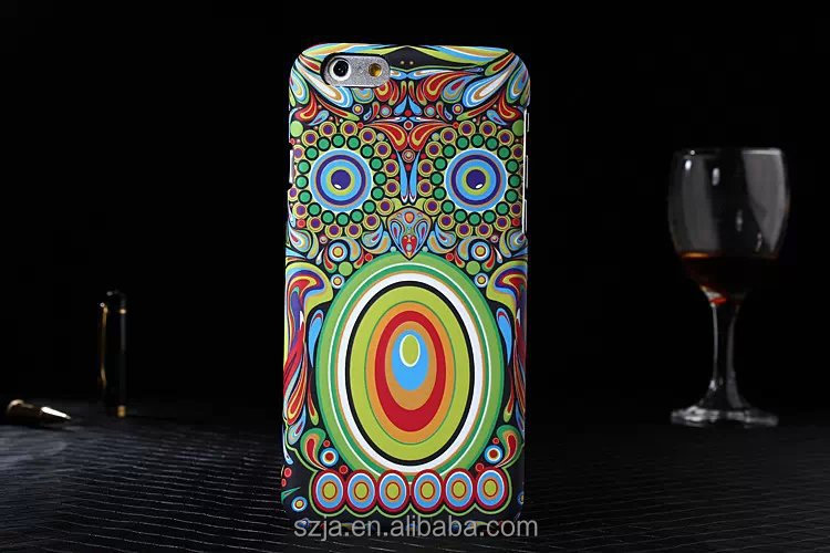 Glow In The Dark Phone Casing Luminous Animal case for iphone samsung and other models phone