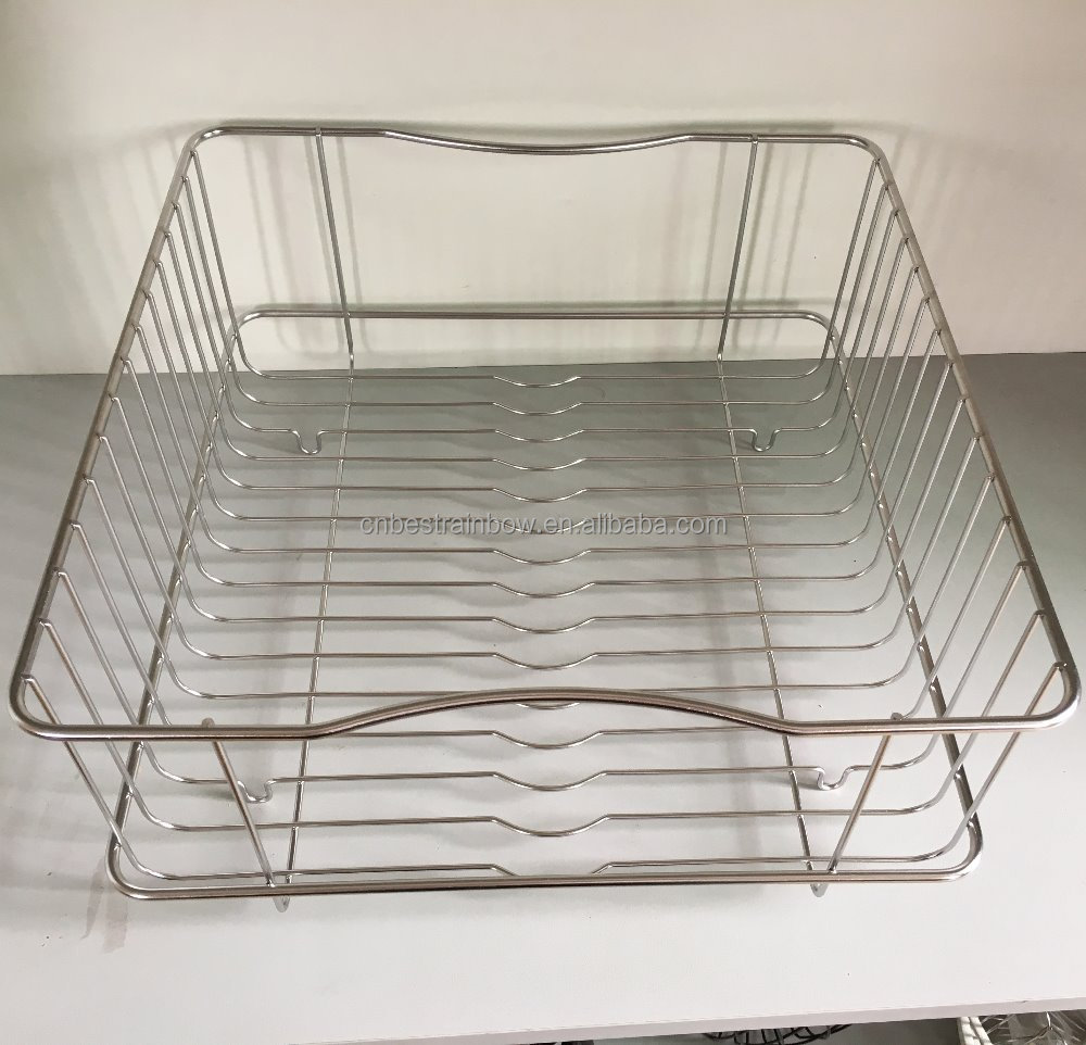 High quality SS wire basket for kitchenware