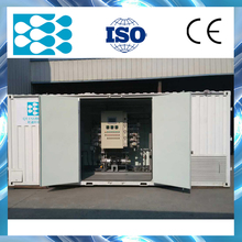 SWRO water desalination machines C series