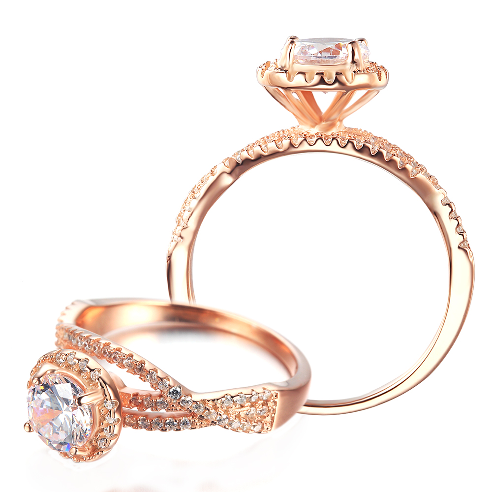 wedding at suppliers alibaba rose manufacturers gold showroom and jewelry couple rings com exotic