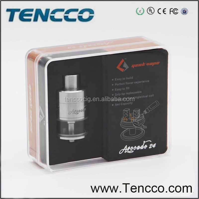 AVOCADO 24 MM RTA BY GEEK VAPE FROM TENCCO