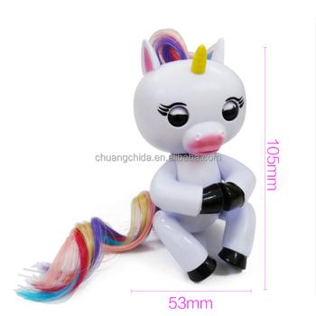 Smart Baby Unicorn Touch Toys Interactive Finger Unicorn Toys Buy