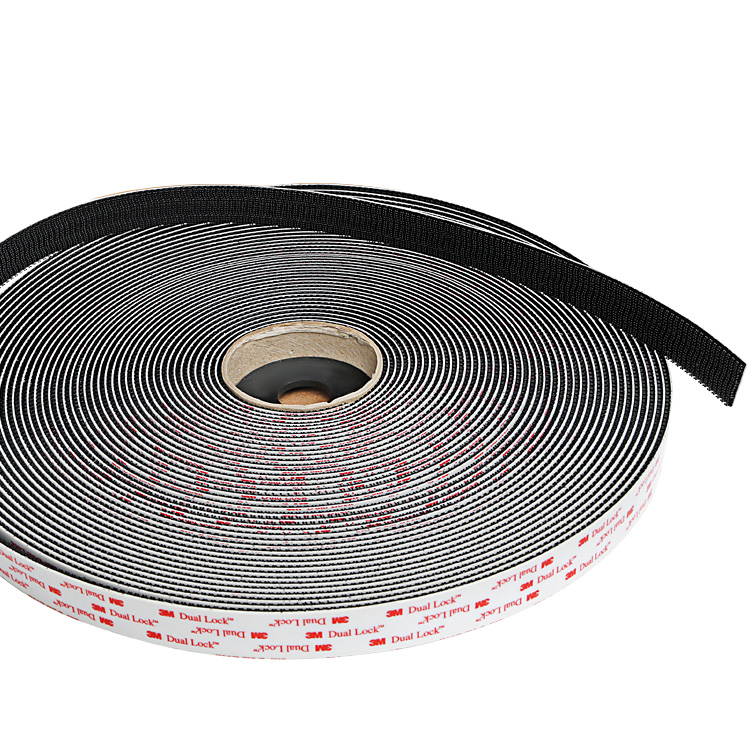 adhesive hook loop tape with glue back 3M adhesive hook and loop tapes