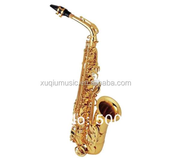 Copy Famous Band Alto Saxophone with Mouthpiece