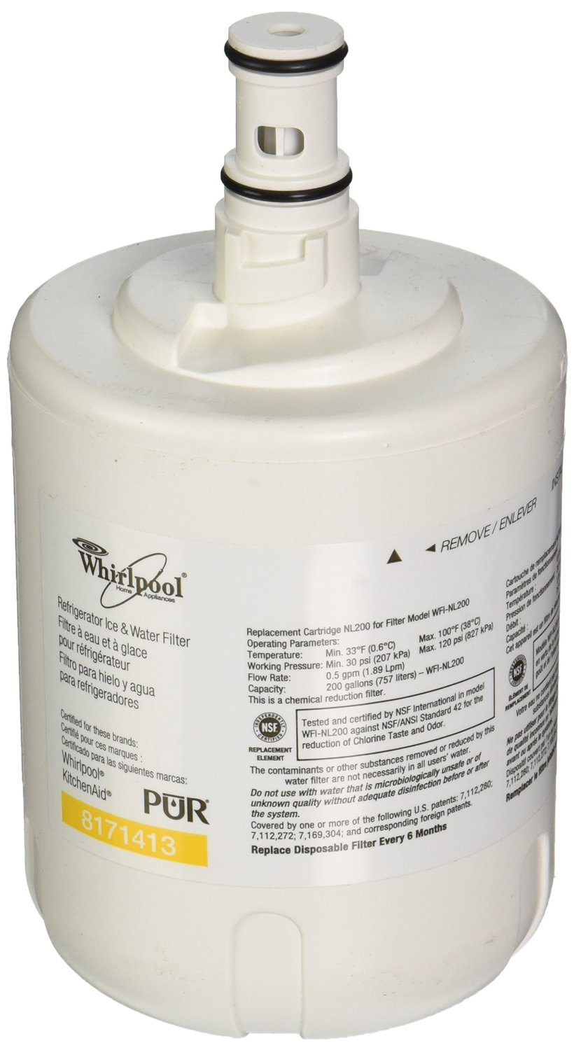 Whirlpool Ez Change Ice And Water Filter For Whirlpool Boxed