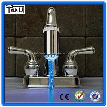 High Quality Colour Changing Led Kitchen Sink Faucet Tap/drinking Water Kitchen Faucet