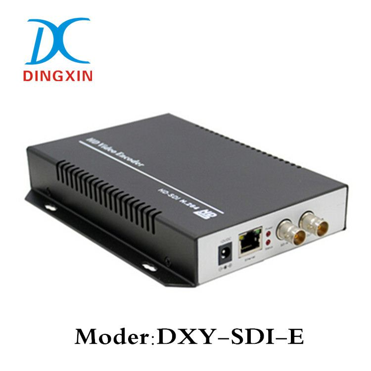 h264 sdi encoder MPEG4 IPTV streaming encoder