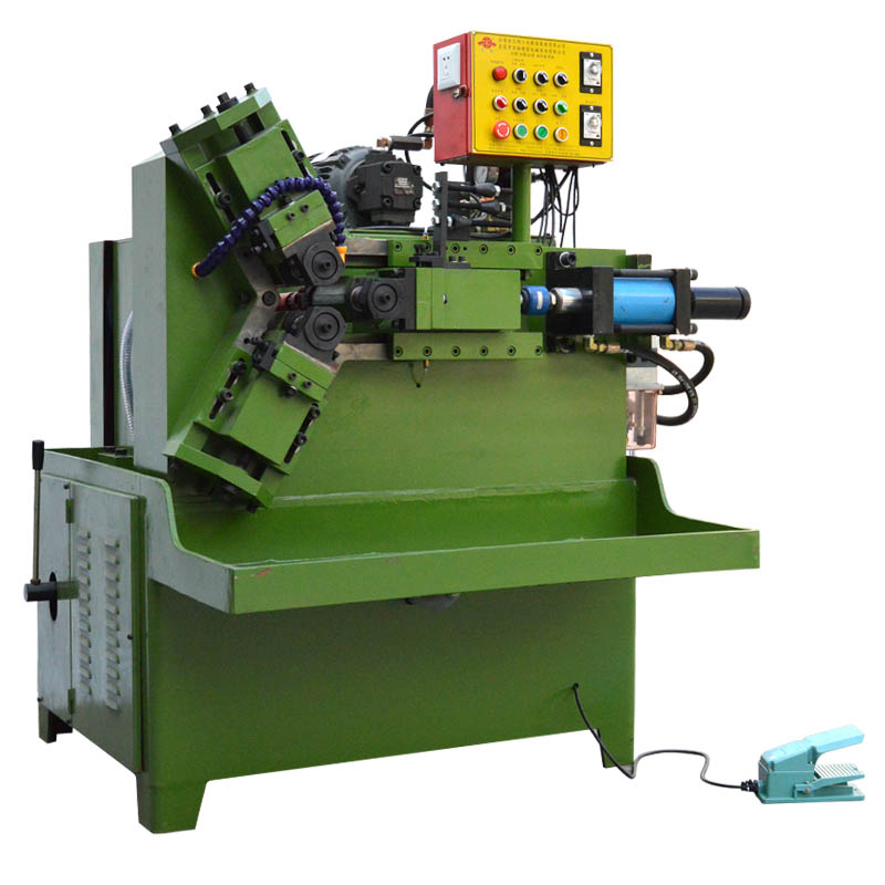 pipe threading machine thread rolling knurling machine for HB-60A
