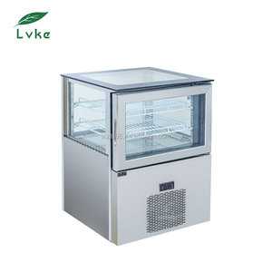 N/A 37L(3 layer) Commercial refrigerator for supermarket goods warmer