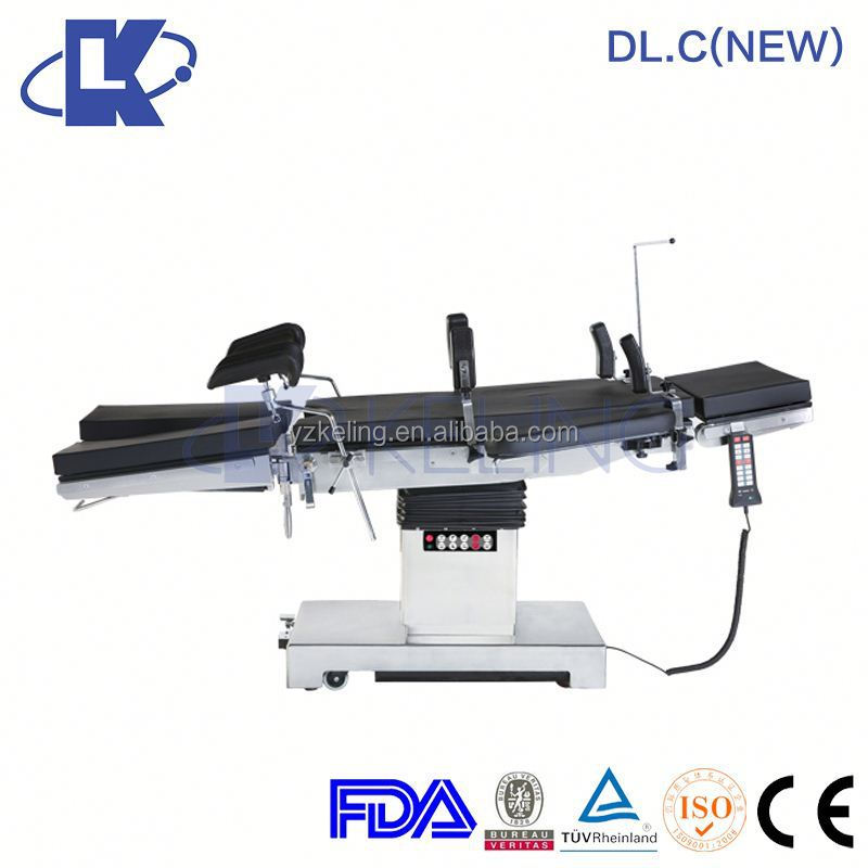 translational electric multi-purpose operating table disposable table cover professional table for eye surgery