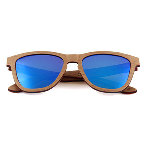 Dropshipping new products 2019 wooden bamboo temple glasses men women