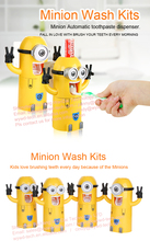 minion bathroom set. Minions Toothpaste Dispenser  Suppliers and Manufacturers at Alibaba com