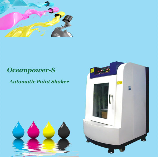 Automatic Paint Colorant Shaker For Paint Mixing,Color Shaking ...