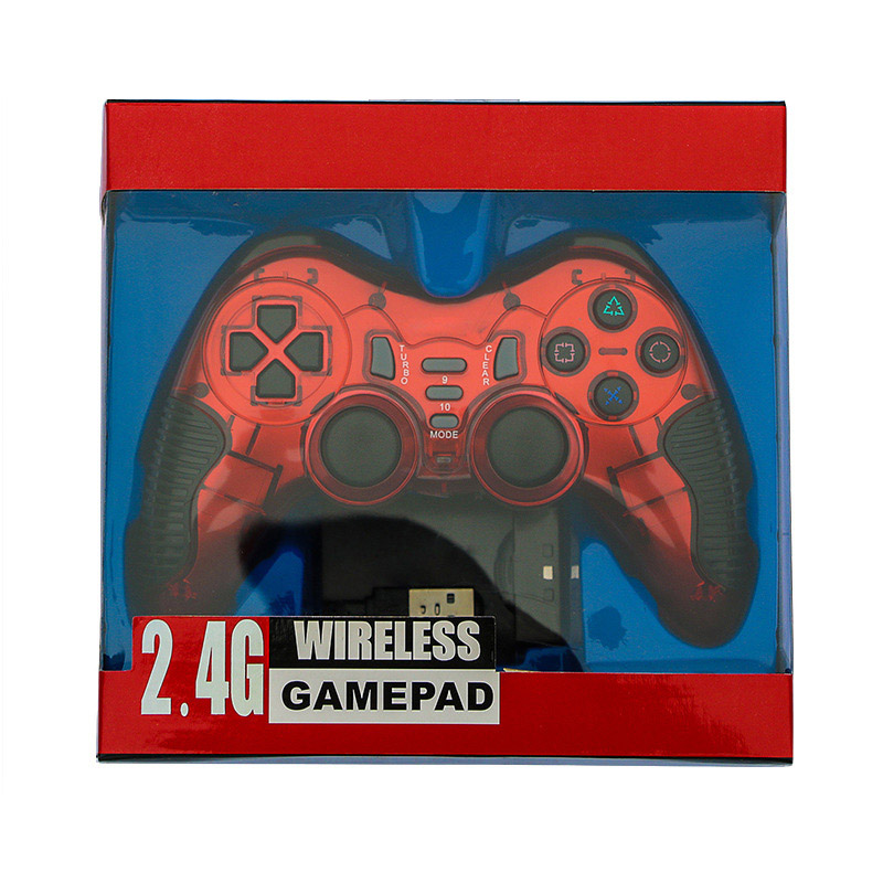Honson New 3 in 1 wireless 2.4G BT Gamepad for ps3/ps2/pc game controller