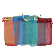 Wedding Party Candy Organza Drawstring Favour Gift Mini Bags