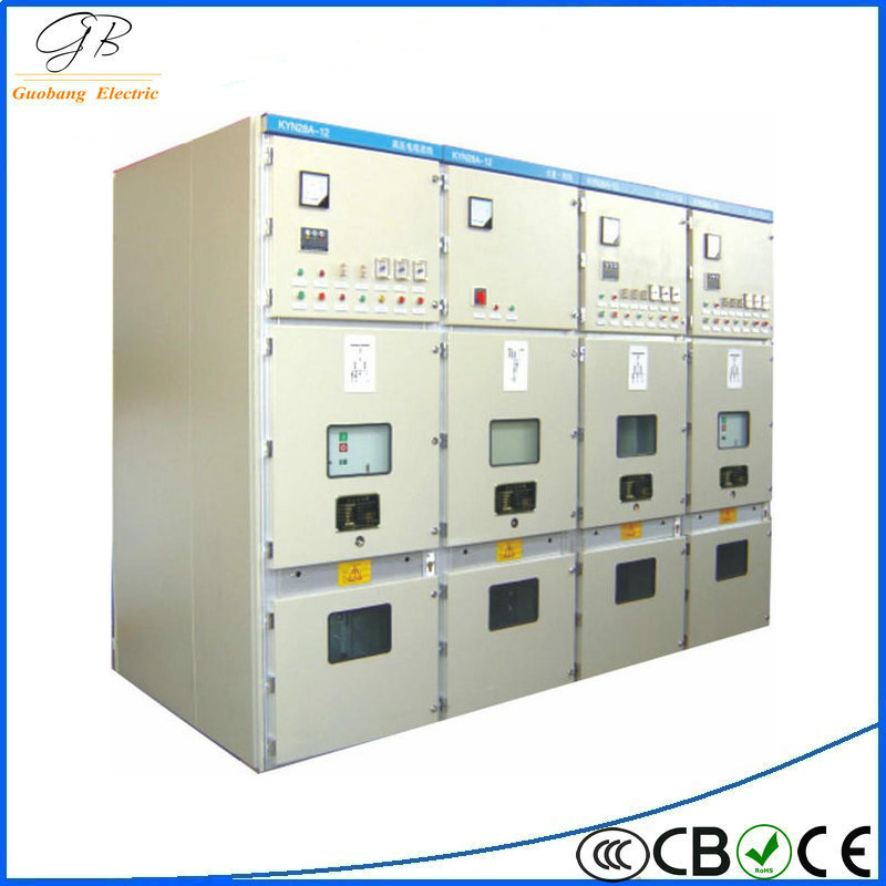 high voltage KYN61 40.5kv armor drawable AC metal switchgear cabinet
