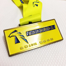Sports Change life JinHua 10KM Running event finisher medals WM058