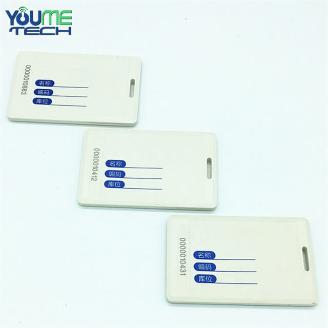 433MHz long distance active rfid tag price for access control