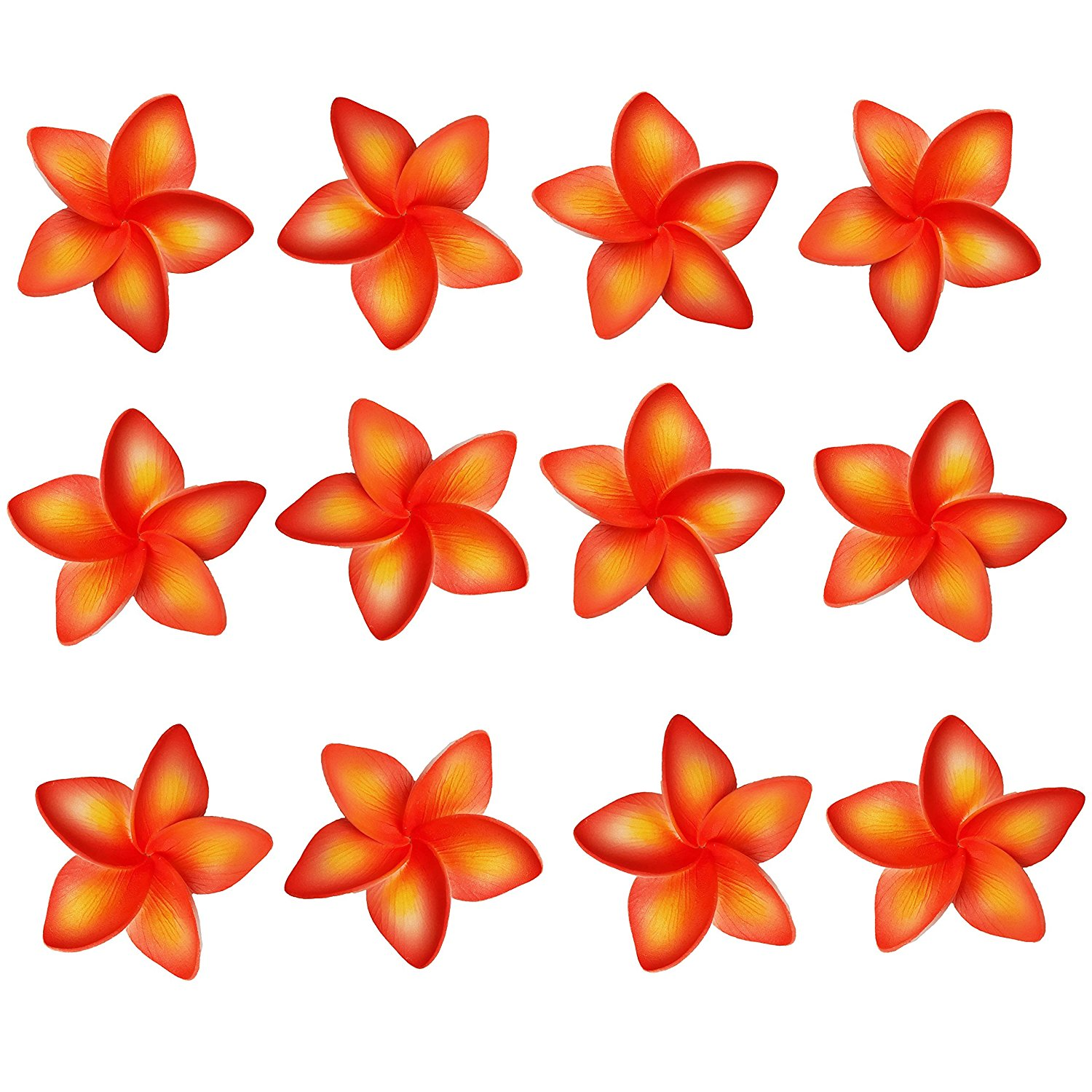 Buy Plumeria Hair Clip Plumeria Hair Clips For Girls Hawaiian