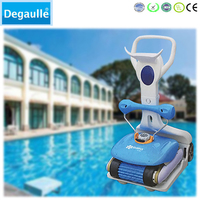 Automatic Pool Cleaner Vacuum Swimming Pool Cleaning With Shark