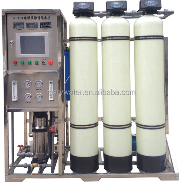 mini ro water treatment plant price