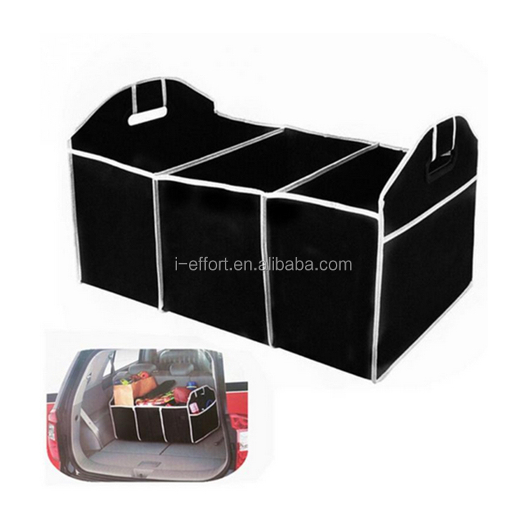 Non-Woven Organizer Toys car storage box for trunk