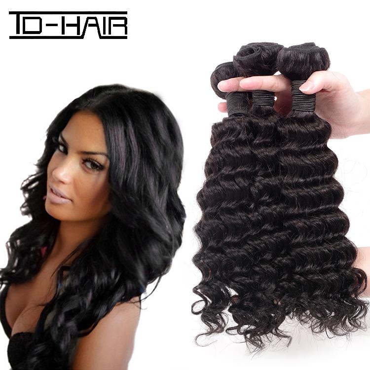 Wholesale Top Quality Cuticle Aligned Brazilian Hair Deep wave Cuticle Human Hair Nature Aligned Virgin brazilian Hair фото