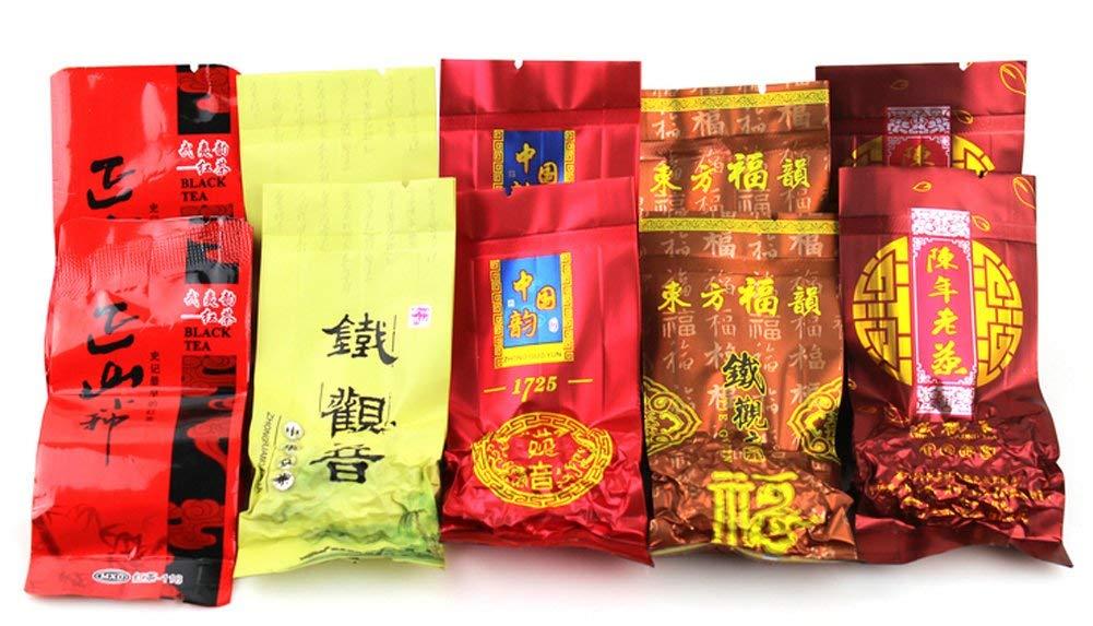 CC-JJ - flavors Chinese Fujian anxi tieguanyin oolong tea