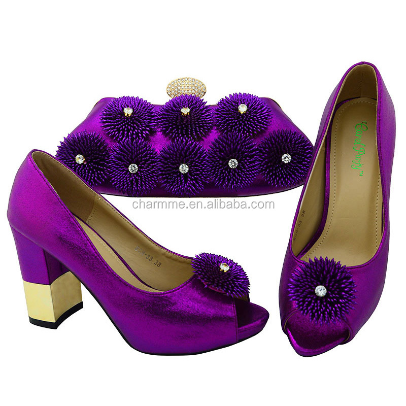 shoes for matching great popularity Italian bag bag wedding set shoes leather with Genuine and set nz8Oq0