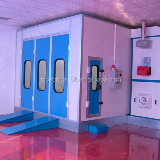 High quality Spray Booth/Paint booth.Hot sale bake room