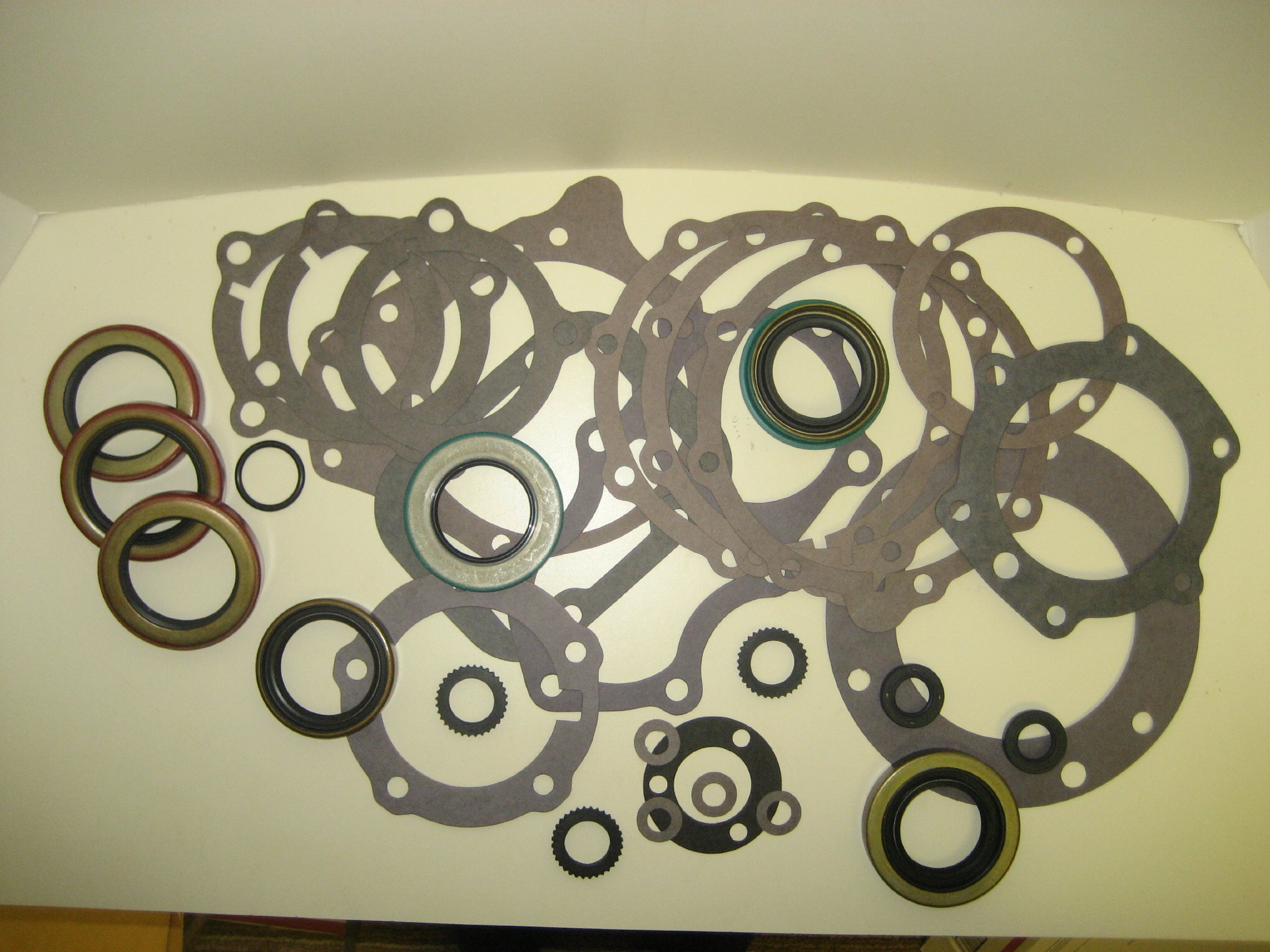 Cheap Np Transfer Case Find Deals On Line At Chevy 261 Get Quotations Np205 Gaskets Seals O Rings Kit Fits Gmc Dodge 69