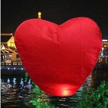 Lampión vo tvare srdca z Aliexpress