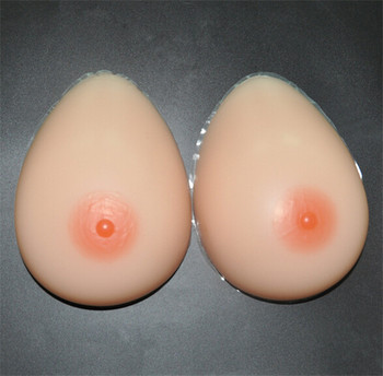 Huge breast form