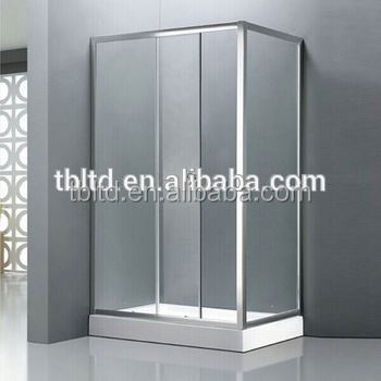 indoor portable shower and morden shower cabin for 6mm glass shower