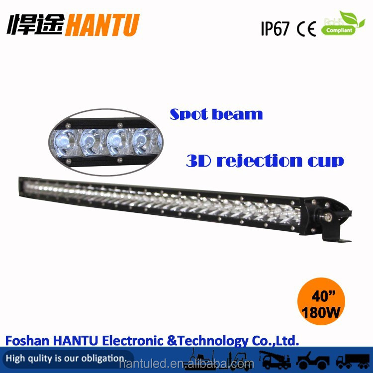 led light bar flood beam high lumen 5630 smd led strip auto 180w led working light