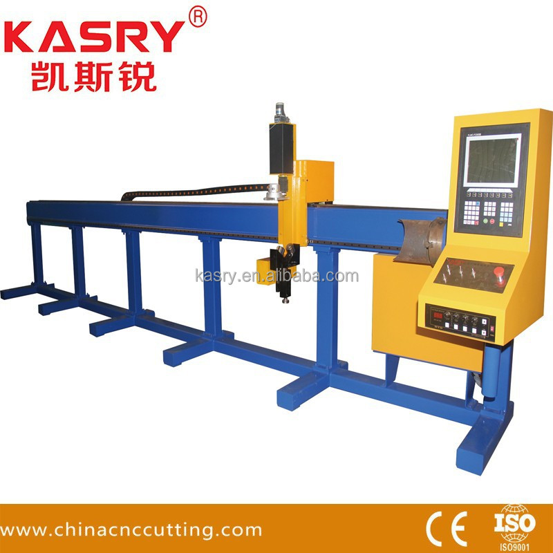 top brand China automatic 40-600mm cnc pipe cutter machine with canada high-end software