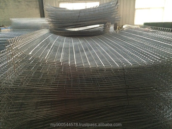 Pvc Coated Steel Construction Brc Fence/brc Wire Mesh Size - Buy Pvc Coated  Steel Construction Brc Fence,Steel Construction Brc Fence,Brc Fence