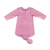 Wholesale gender neutal baby knotted sleeping bags 100% cotton straight long sleeve onesie mouse shape gown sleeping sack