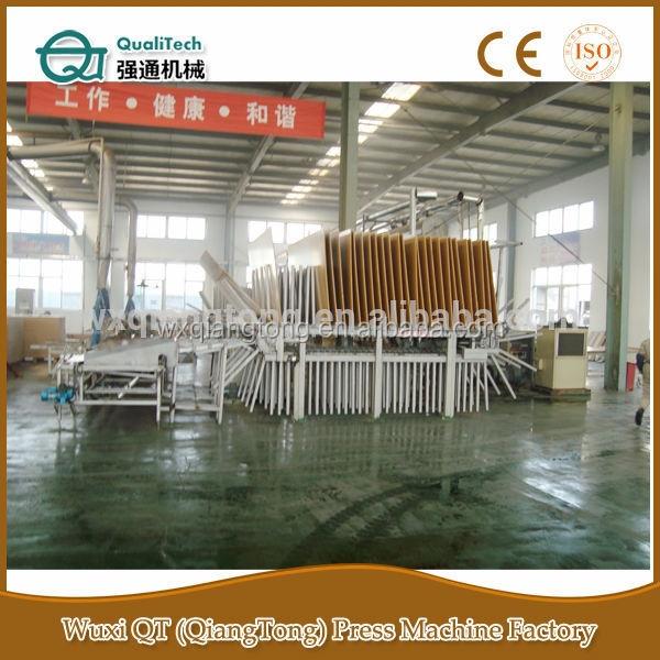 Laminate Wood Flooring Making Machine