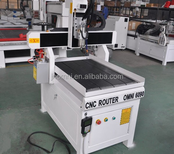 Jinan OMNI cnc router 6090 /Sign Making cnc router