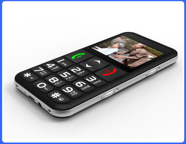 easy use senior people mobile phone, elderly cell phone China manufacturer