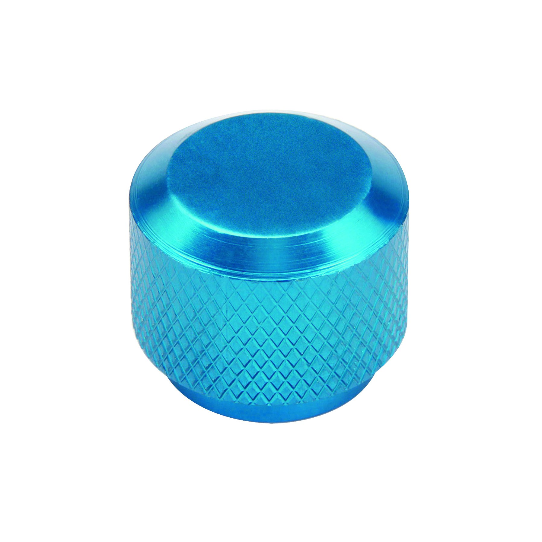 Mr. Gasket 5327 Blue Anodized Custom Air Cleaner Nut