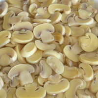 Chinese high quality new crop canned mushroom slice price