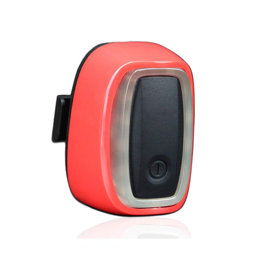WINOMO Bike Tail Light Bicycle Rear Light USB Rechargeable LED Flashing Bike Light(Red)