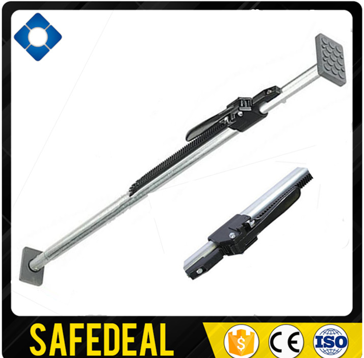 Adjustable jack Steel Load Lock Cargo Bar