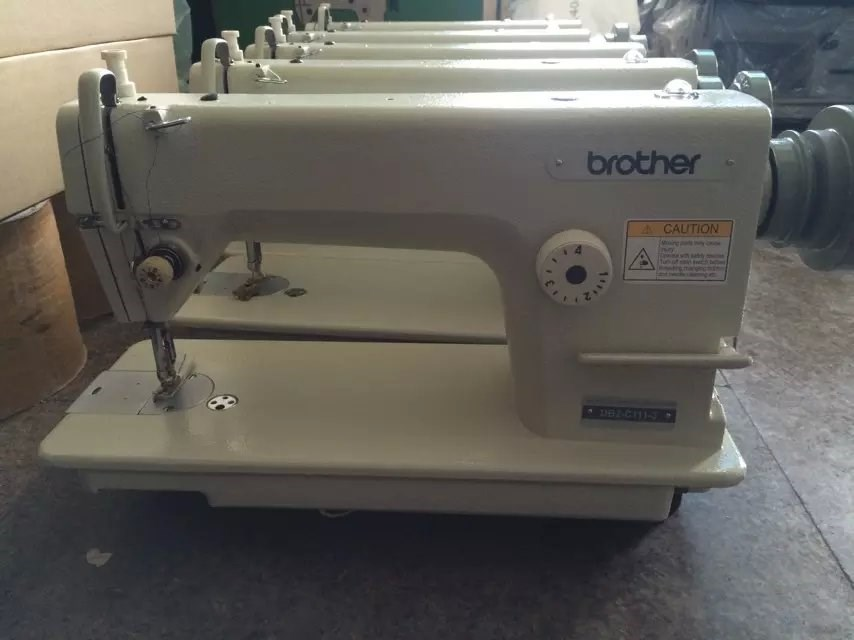 Single Needle Used Second Hand Ddl 40 Japan Juki Sewing Machine Delectable Second Sewing Machine