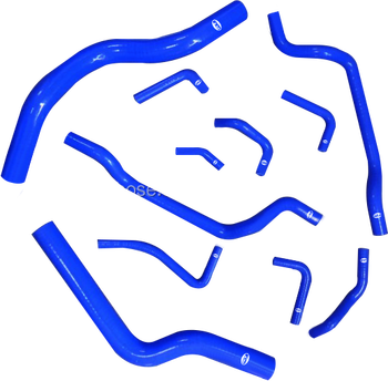 silicone hose kits for ECLIPSE TURBO 90-94