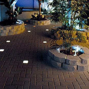 Pflaster Beleuchtung | Outdoor Auto Park Garten Beleuchtung Ip67 Gehartetem Glas Pflaster