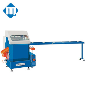 Original factory aluminium / plastic mitre cutting saw for menu price list